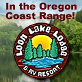 loon lake lodge rv resort oregon coast