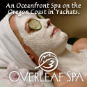 overleaf spa on the oregon coast